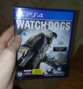 Woth Dogs 1 для пс4