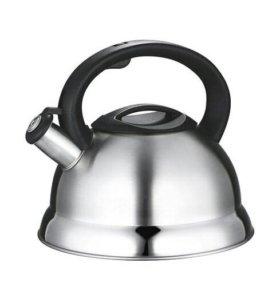 Чайник Bekker DeLuxe 2.7 л (Новый)