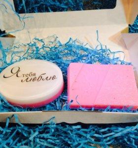 Свадебное мыло (опт до 100шт)