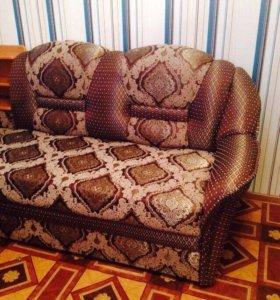 Обшиваем мягкую мебель