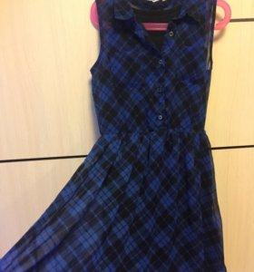 Платье летнее рост 146