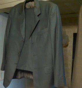 Пиджак мужской 50 размер в отличном состоянии