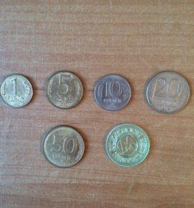 Монеты России !