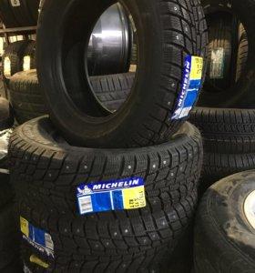 Michelin x-ice north шип 175/70/13