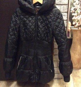 Куртка тёплая зима