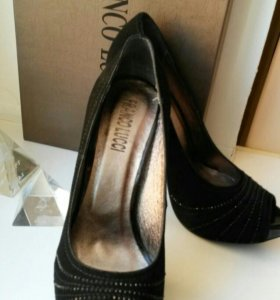Туфли женские замша 36размер