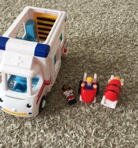 Машина скорой помощи (Toys)