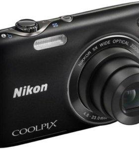 Nikon coolpix S