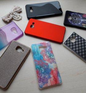 Чехлы для Samsung Galaxy a5 16.