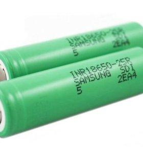 18650 аккумулятор