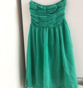 Платье новое xxs