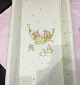 Подкладка для пеленания Babyton 50х80 см