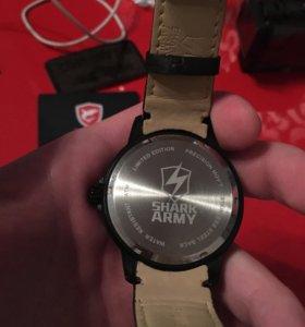 Оригинальные часы Shark Army