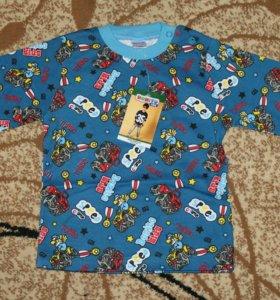 Новые пижамы для мальчиков
