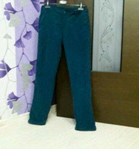 Зимние утепленные брюки