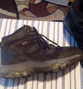 Ботинки зимние QUTVENTURE