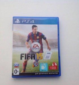 FIFA15 на PlayStation4 (PS4)