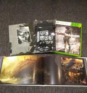 Tomb rider survival edition xbox 360