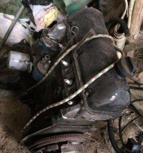 Мотор ваз 2107 инжектор 1.6