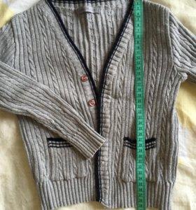 Кардиган рубашки