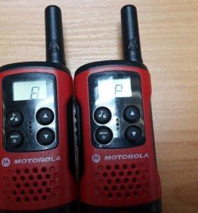 Радиостанция Motorola tlkr - T40