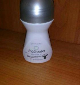 Шариковый дезодорант Activelle