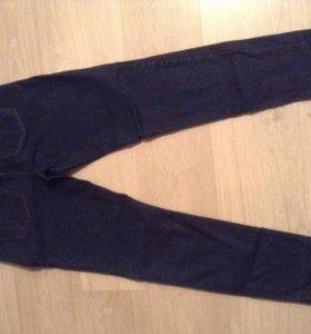 Брюки джинсовые для беременной