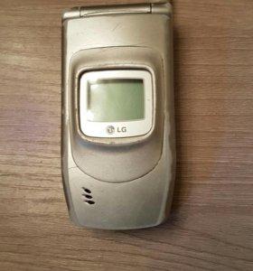 LG g5220c телефон раскладушка