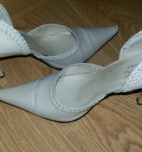 Туфли нат.кожа р-р 37-37,5