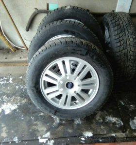 Резина Michelin X-Ice North