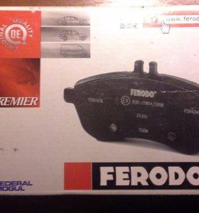 Колодки тормозные передние Ferodo FDB4062 Mazda6