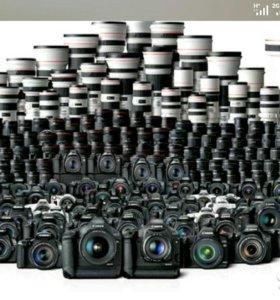 Распродажа фототехники Canon