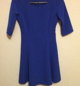 Синее платье 💙