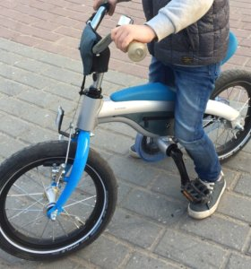 Kidsbike 2 в 1 bmw