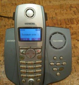 Радиотелефон Siemens Gigaset S150