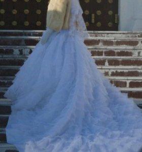 Шикарнейшее свадебное платье Sincerity Bridal