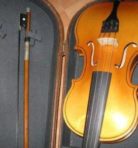 Скрипка в чехле