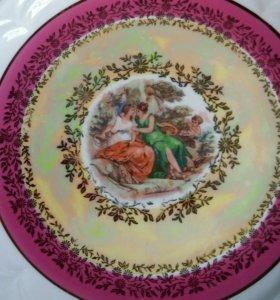 Тарелки закусочные Мадонна 11 шт
