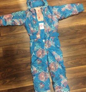 Детский горнолыжный костюм