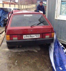 Продаётся ВАЗ 2109, 1999.