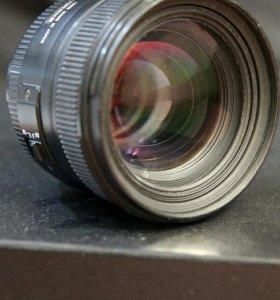 Sigma 50/1.4 для Canon