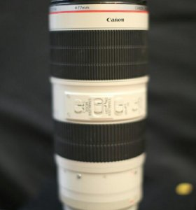 Canon 70-200/2.8 L is usm II
