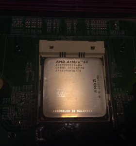 AMD Athlon 64 +3800 socket 939 (2,4 ГГц)