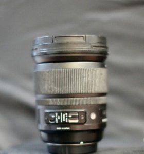 Sigma 24-105/4 is Art для Canon