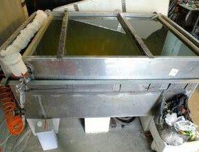 Технологическая ванна для иммерсионной печати