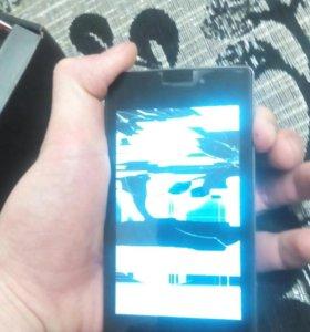 Продам смартфон tele2 mini