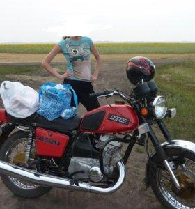 Мотоцикл. Планета 5
