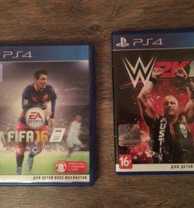 Обмен-Продажа игр PS4