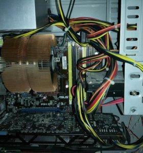 Мощный сист 4яд Xeon X5450/8gb/1Tb