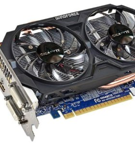 Видеокарта GIGABYTE Nvidia GeForce GTX 750 TI 2gb